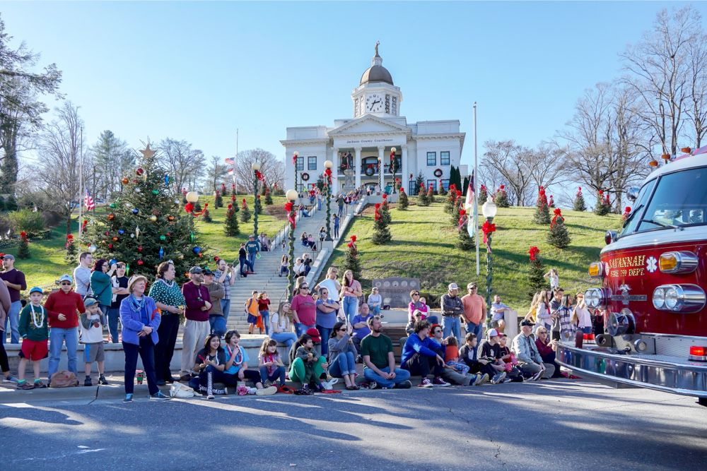 Christmas in Sylva