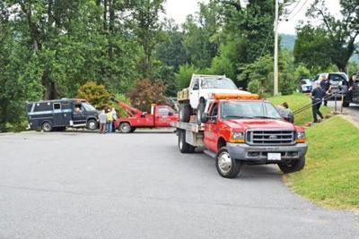 Keener vehicle removal