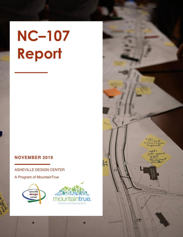 Asheville Design Center r-5600 Report