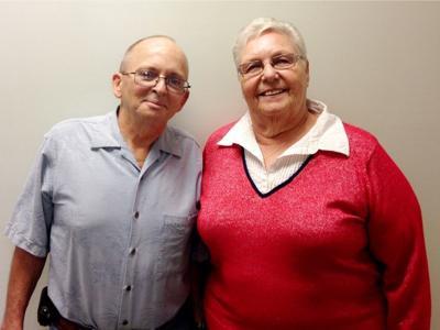 Tom and Cathy Garrett