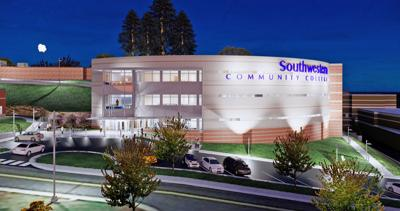 New health sciences building groundbreaking
