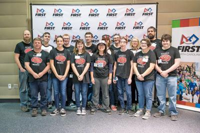FIRST Robotics Team 6932 members