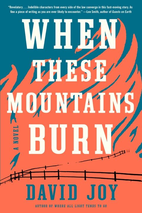 When these Mountains Burn David Joy