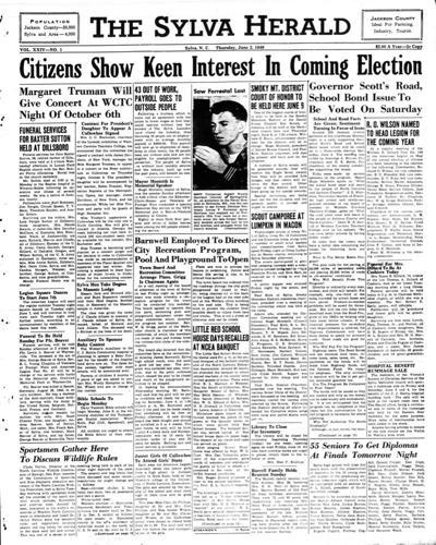 The June 2, 1949 Herald