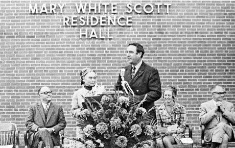 Mary Scott White Residence Hall
