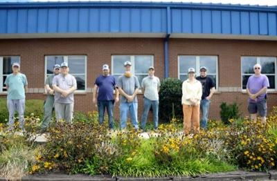 SMHS Shout Out Award to schol maintenance department