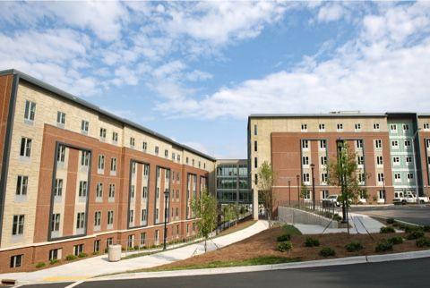 Levern Hamlin Allen Residence Hall
