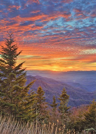 """Images of Mountain Vistas"" by Jeremy Yoho"