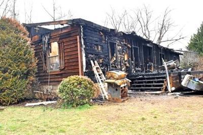 Old Savannah School fire