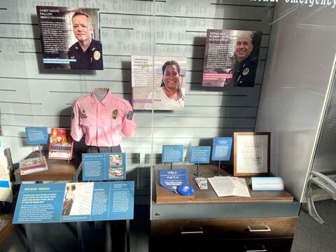 pink shirt museum