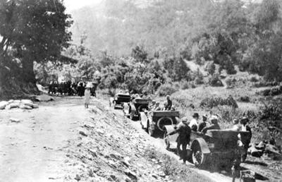 history roads