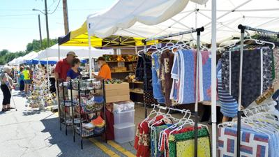 Dillsboro's Front Street Arts and Crafts Show