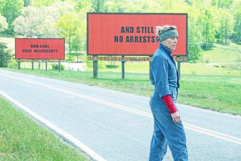 Three Billboards Mildred