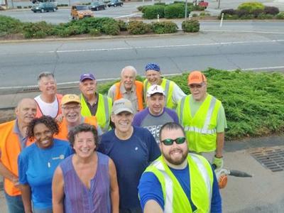 Rotary Island Crew