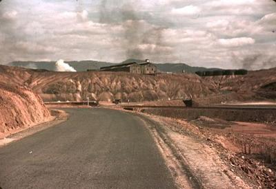 Copper mining in Jackson County