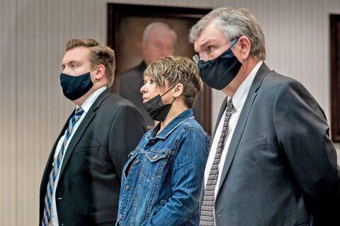 Mary Harper sentenced