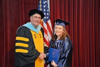 Don Tomas graduation 2020