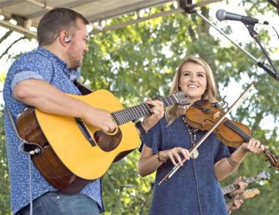 Mountain Heritage is a big day in the area