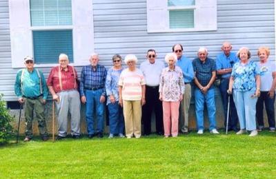 shs 1954 class reunion