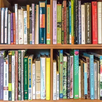 Read, learn, garden, learn