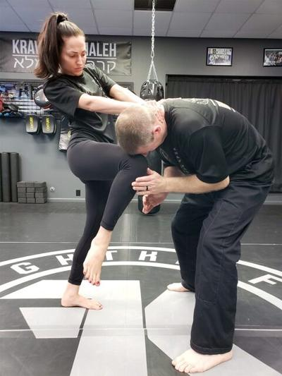 FX self defense rocky frizzell