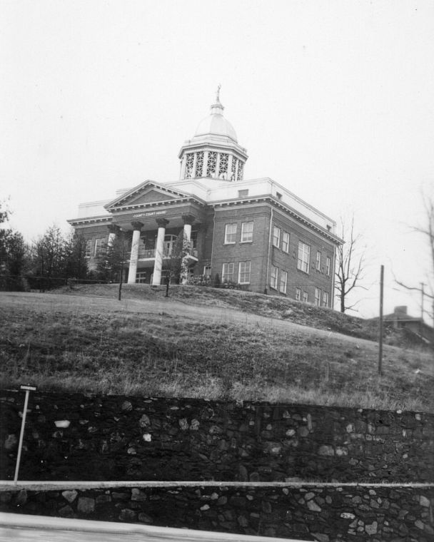 Historic Courthouse Images | Photo Galleries | thesylvaherald com