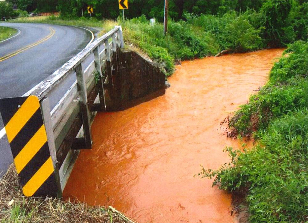 Muddy Cullowhee Creek
