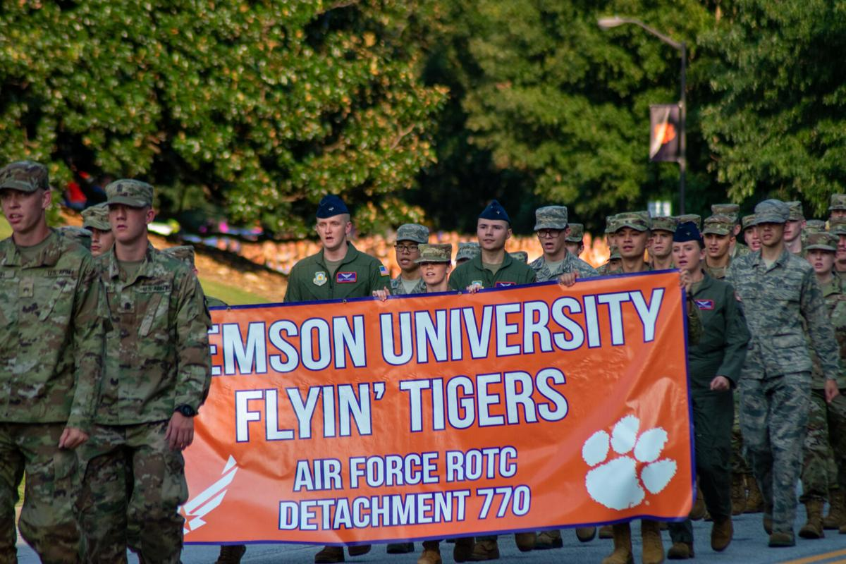 Up, up, and away: Air Force ROTC