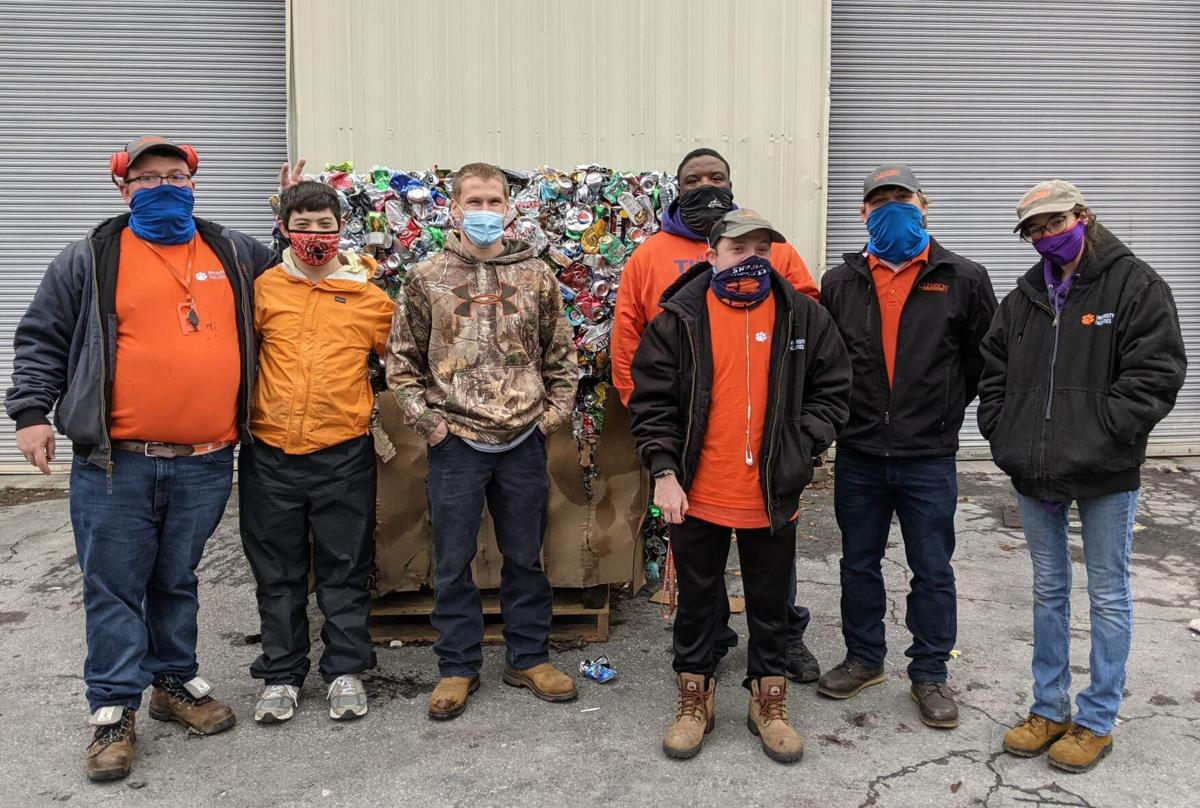 The invisible side of recycling
