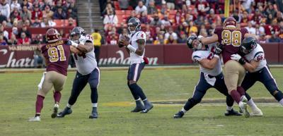 Houston Texans, Washington Redskins