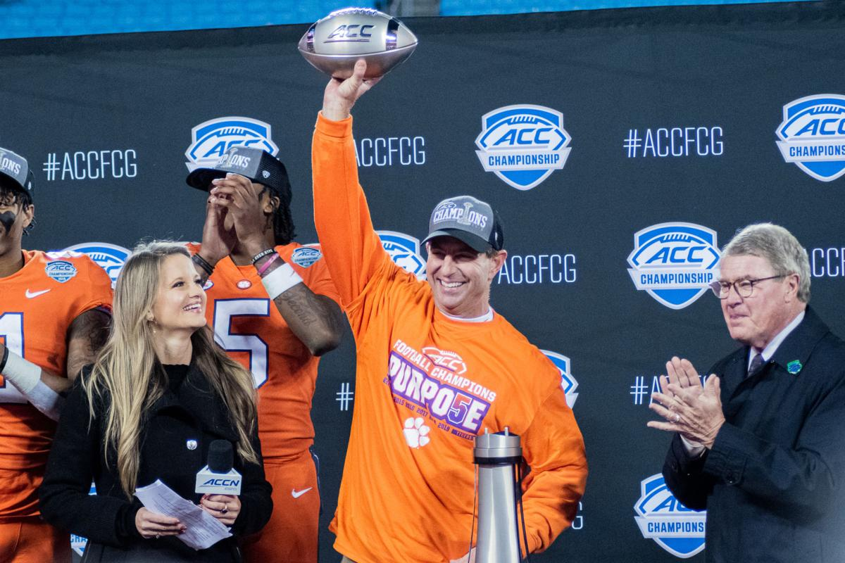 Westward Bound: Clemson to play Ohio State in the Fiesta Bowl, seeking third national title in four years