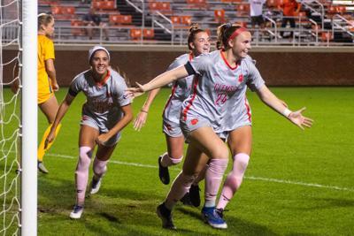 women's soccer goal