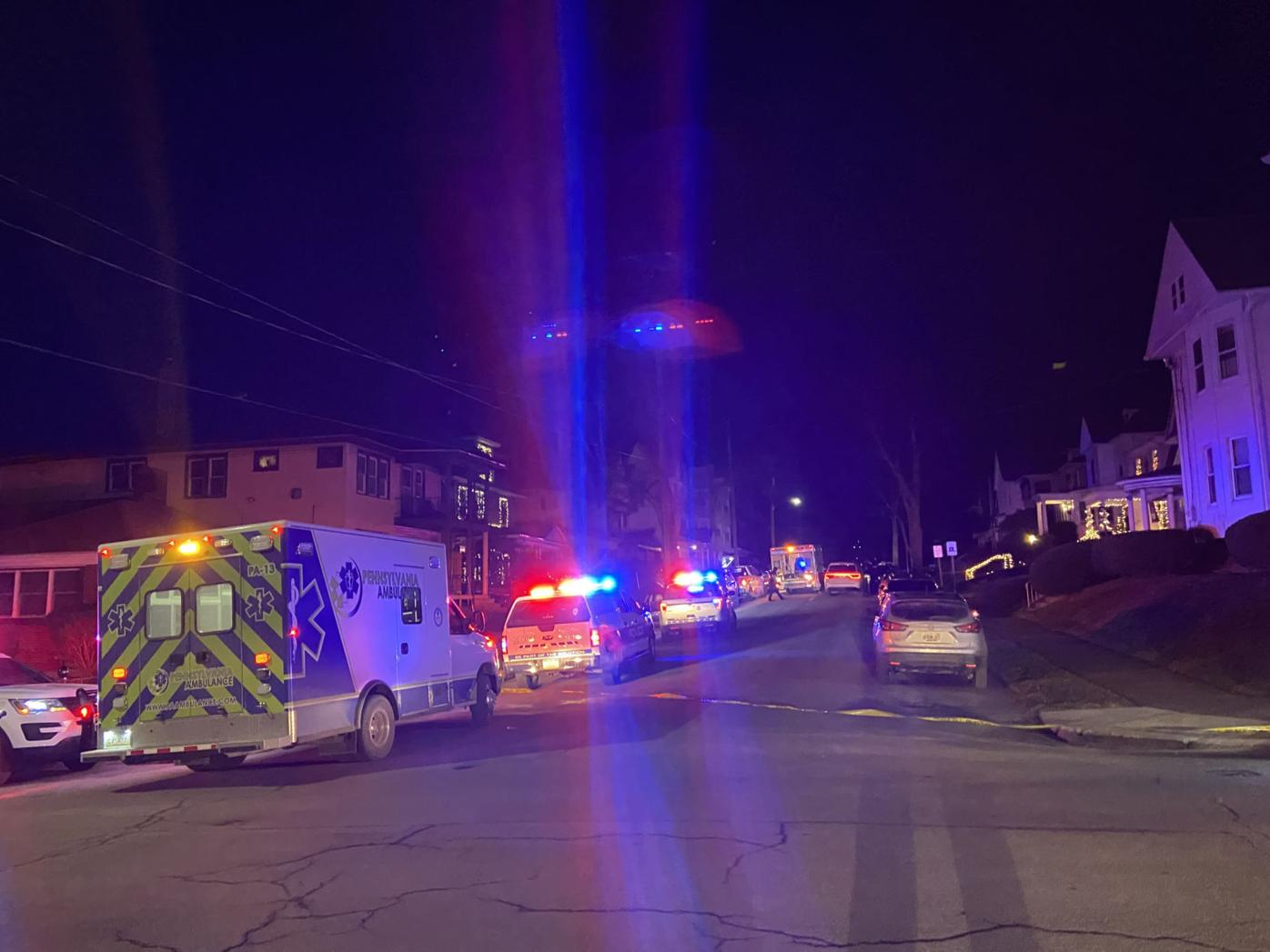 Police investigating shooting in Hill Section
