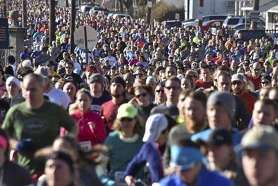 Race Results: 2017 Scranton Half Marathon