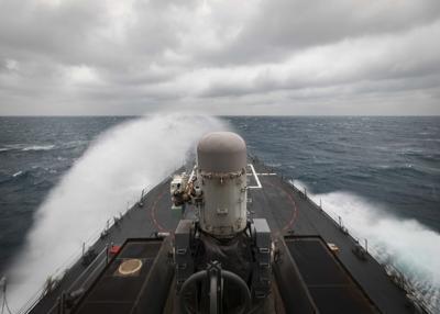 China US Taiwan Strait