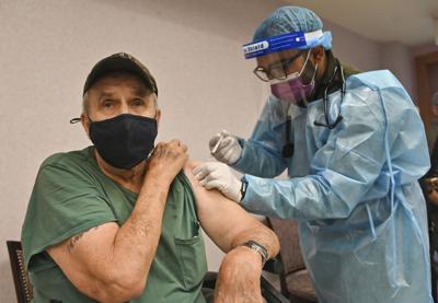 Hundreds at Scranton high-rises receive COVID-19 vaccines