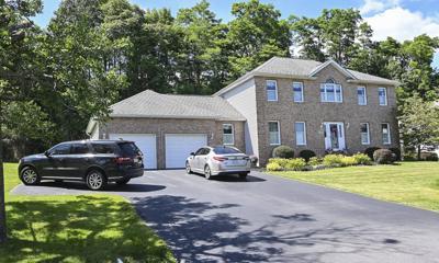 Feds put lien on convicted Scranton mayor's home