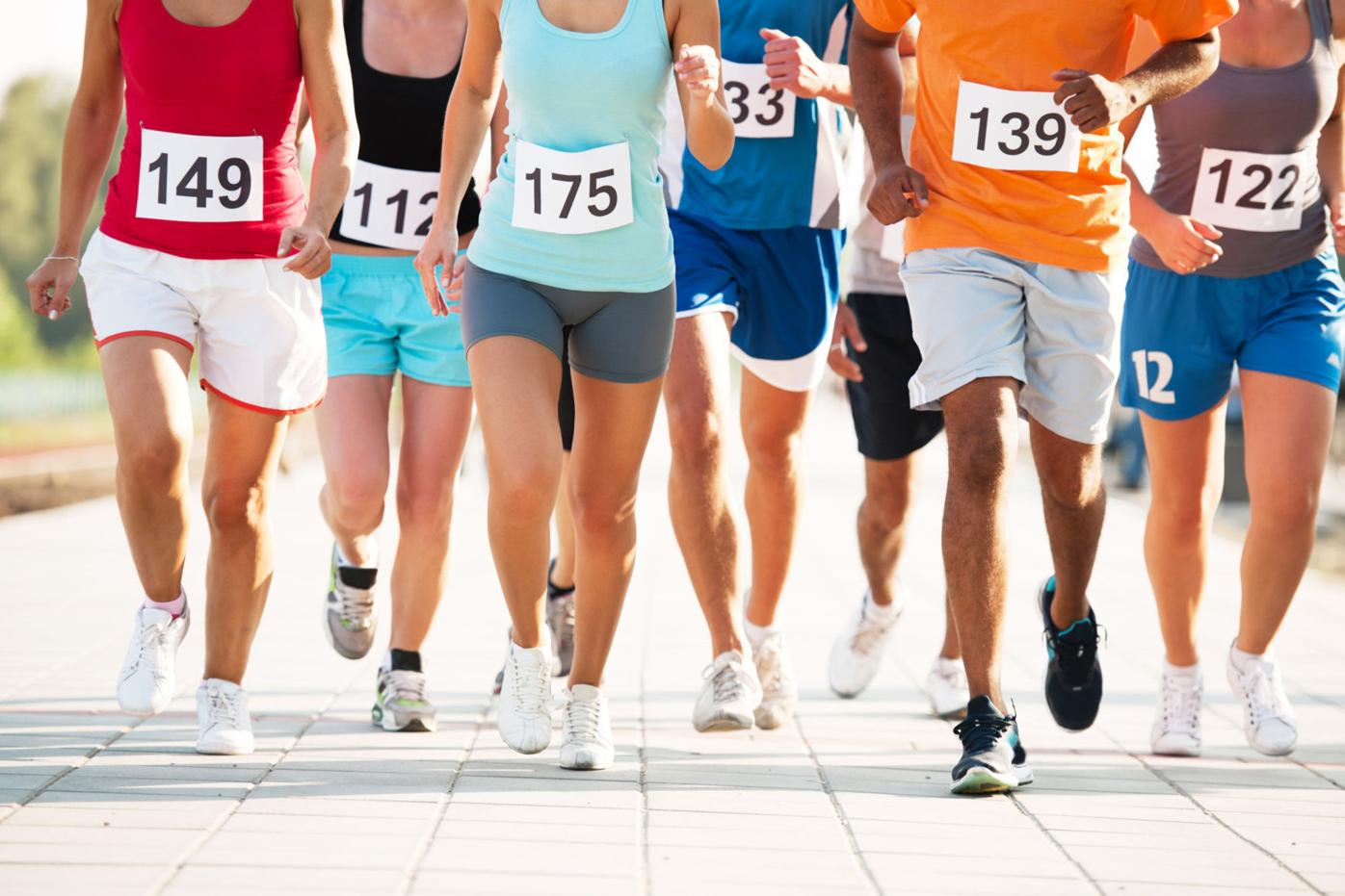 Run for a cause this season with 5Ks, races and more