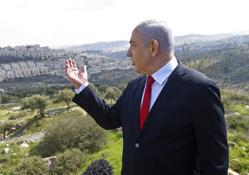 Israel West Bank Annexation