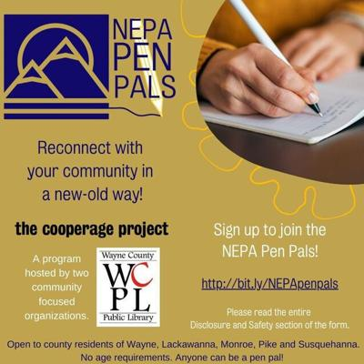 NEPA Pen Pals Program