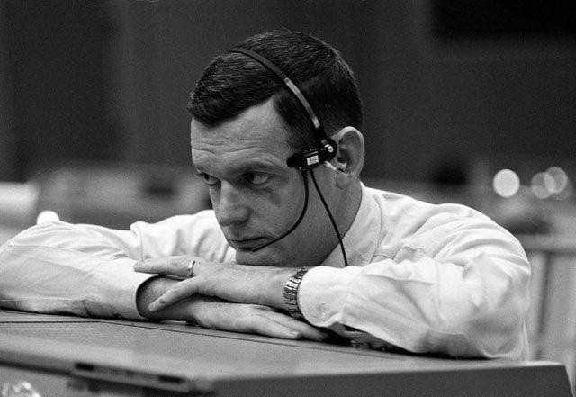 Old Forge native, legendary NASA flight director dies