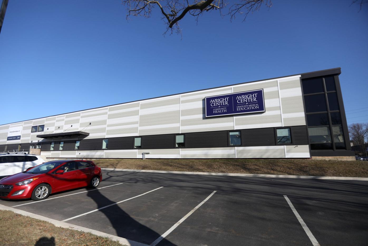 The Wright Center for Community Health in Scranton