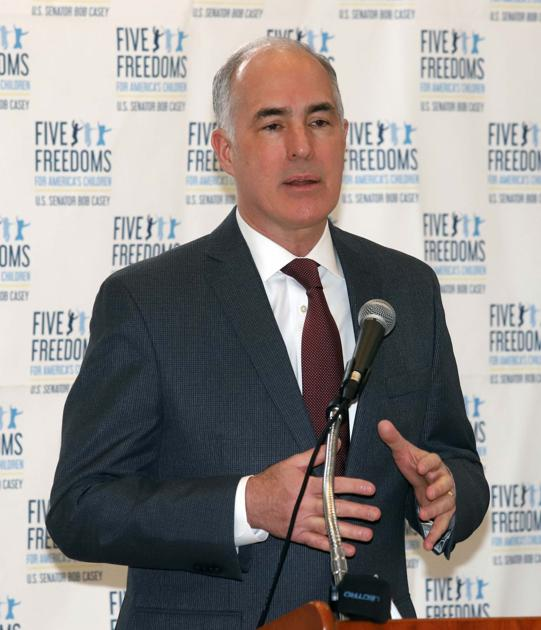 Casey bill aims to help expand disability aid