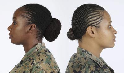 ARMY HAIR RULES