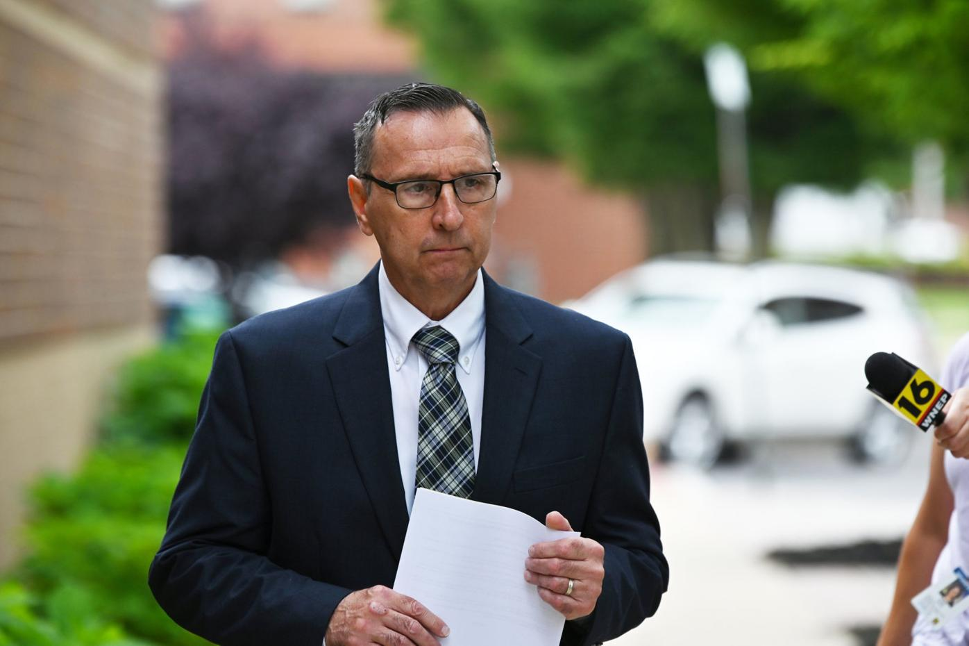 Friend of ex-mayor may be sentenced next month