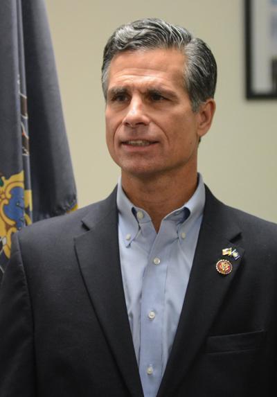 U.S. Rep. Dan Meuser, R-9, Dallas