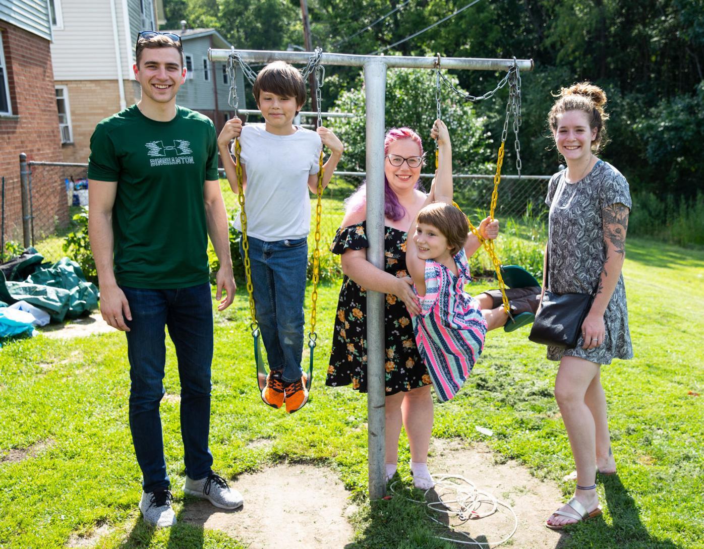 Big Brothers/Big Sisters seeking volunteers, children for Lackawanna County program