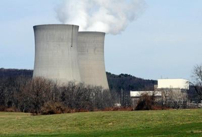Contractor at nuclear power plant tests positive for COVID-19