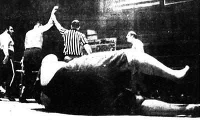 50 Years Ago - Chaos Erupts at Pro-Wrestling Match at the CYC