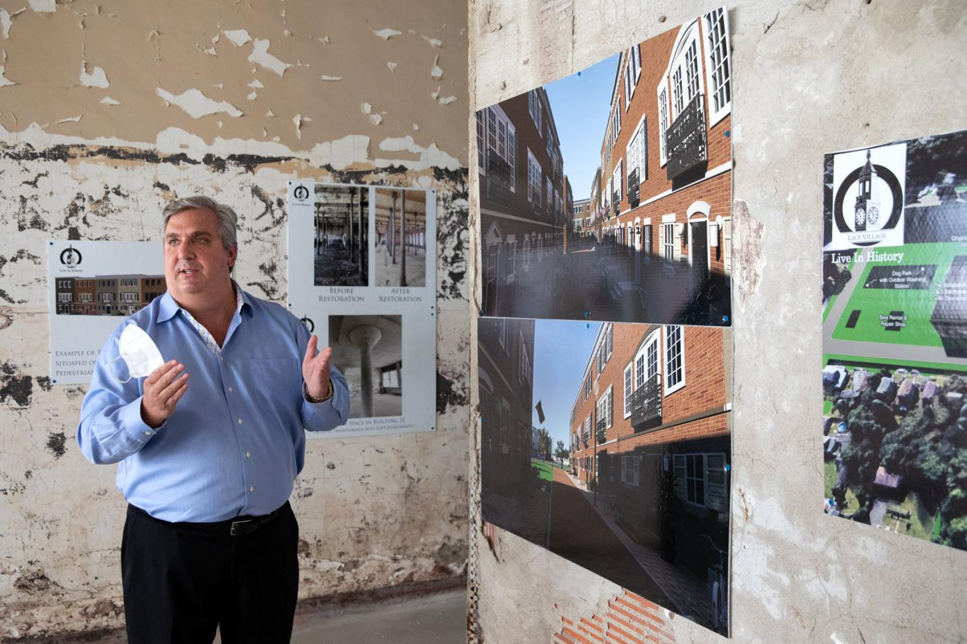 With passion for historic redevelopment, Rinaldi takes on big projects